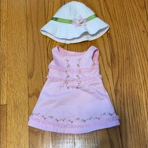 American girl garden party outfit RETIRED